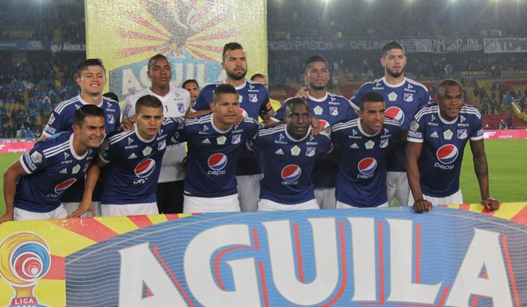 Liga Águila Leones Millonarios: Leones venció 2-1 a Millonarios y consiguió su segundo triunfo en el torneo