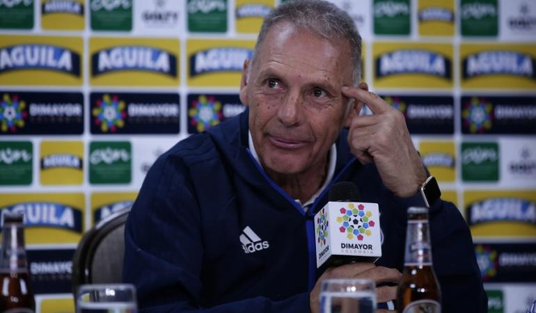 Russo Bogotá: Russo ya está en Bogotá y el martes volvería a dirigir a Millonarios