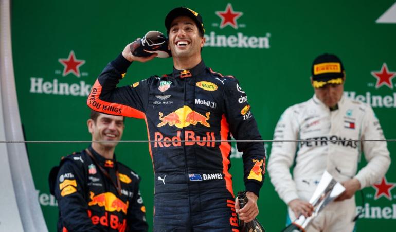 Ricciardo GP China Fórmula 1: Ricciardo se queda con la victoria en China y se mete en la pelea en la F1
