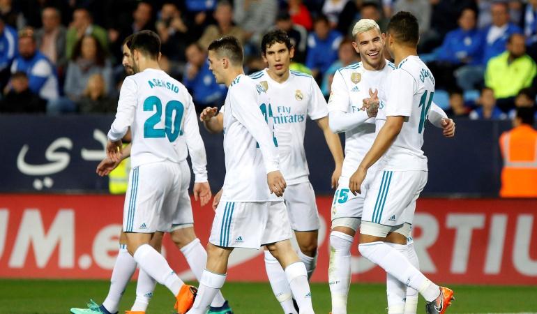 Real Madrid Isco: Real Madrid recupera el tercer puesto en la noche de Isco