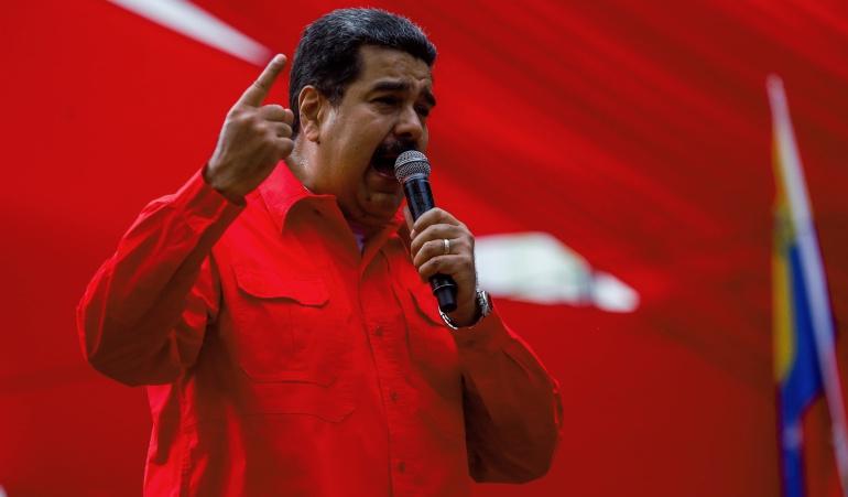 Maduro elecciones: Maduro dice que hay un plan internacional para sabotear elecciones