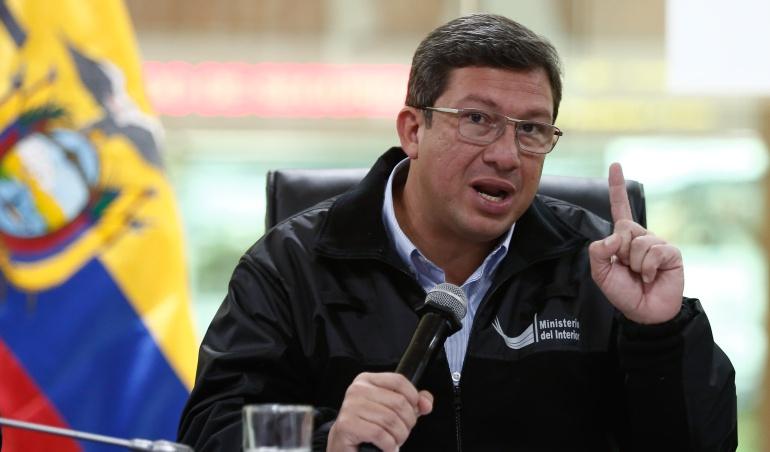 Ministerio Interior Periodistas Ecuador: Mininterior de Ecuador señaló que periodistas fueron asesinados en Colombia