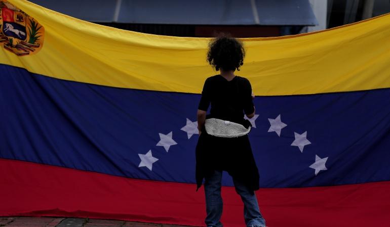 Autoridades Venezuela Colombia: Autoridades registran en solo ocho días a 63.929 venezolanos en Colombia