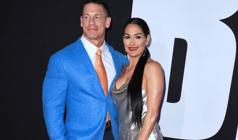 Matrimonio: John Cena y Nikki Bella se separan a escasas semanas de celebrar su boda