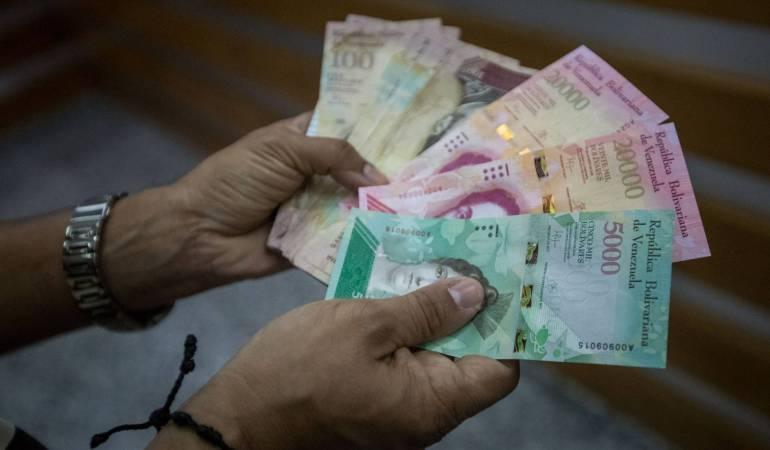 Alcaldía de Libertador lanzó la moneda Caribe