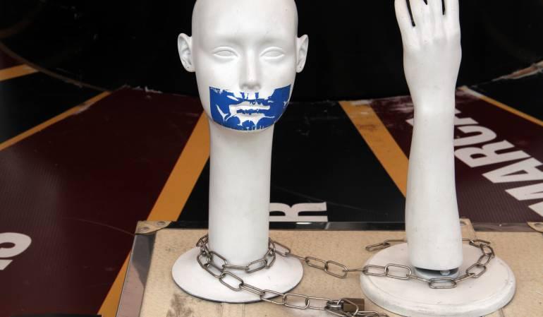Clan del Golfo y bandas criminales tras la trata de personas en Colombia