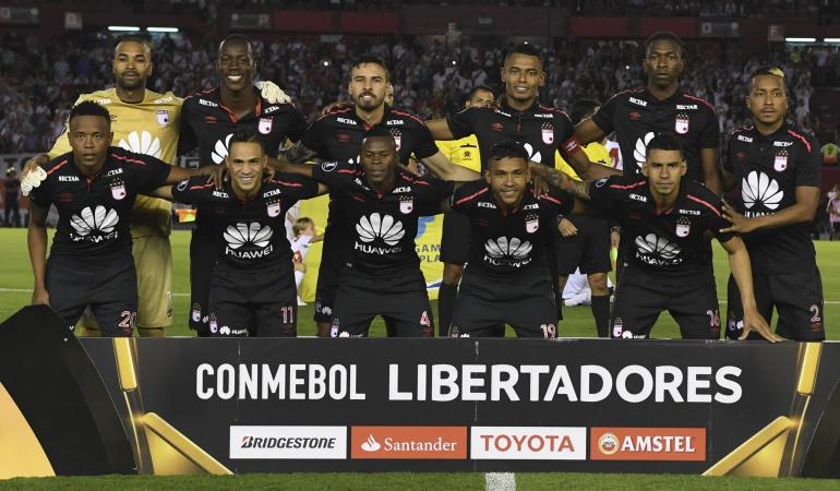 Copa Libertadores Santa Fe Flamengo: Santa Fe visitará a Flamengo en el debut de Agustín Julio