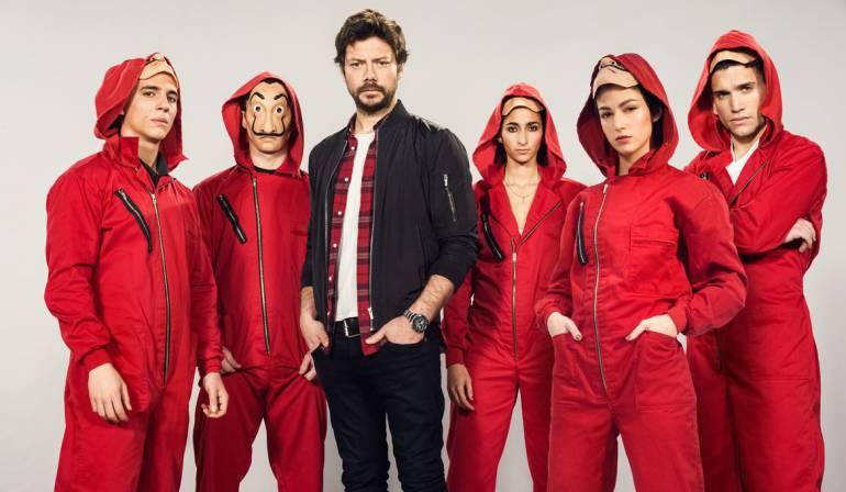 Fabrica Nacional de Timbre y Moneda: Tercera temporada de 'La Casa de Papel' en exclusiva por Netflix