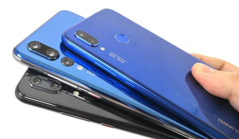 Huawei P20 Colombia Precio: Evaluación: Huawei P20, un punto muy alto