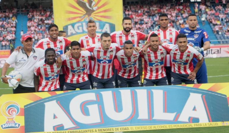 Junior juega sus últimas cartas de Libertadores en Lima sin Teo Gutiérrez