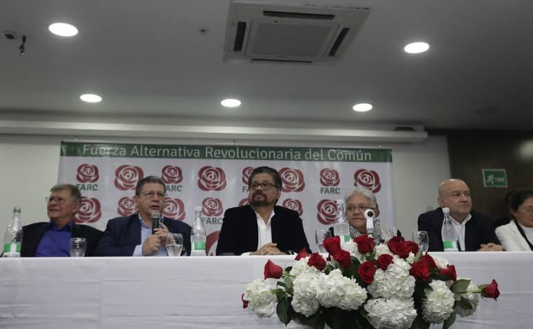 Corte avaló la reincorporación política de las FARC