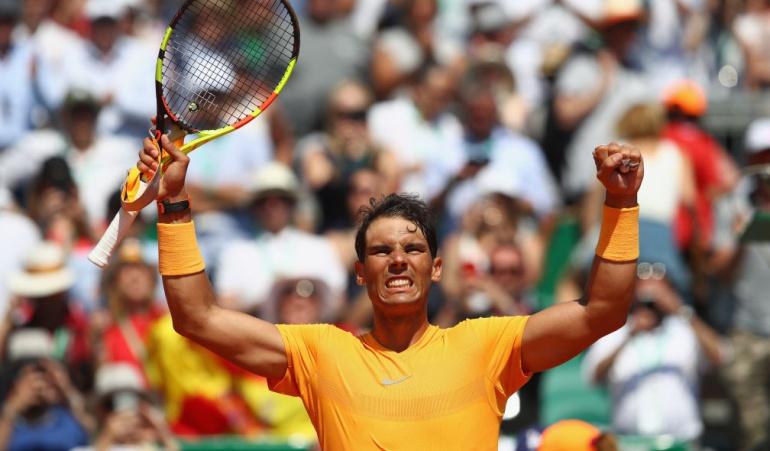 Nadal Thiem Masters de Montecarlo: Rafael Nadal avanzó a las semifinales del Masters de Montecarlo