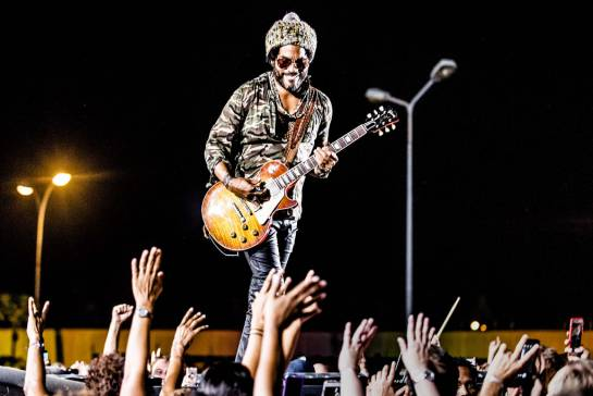 Curacao North Sea Jazz 2016 (North Sea Jazz) Lenny Kravitz