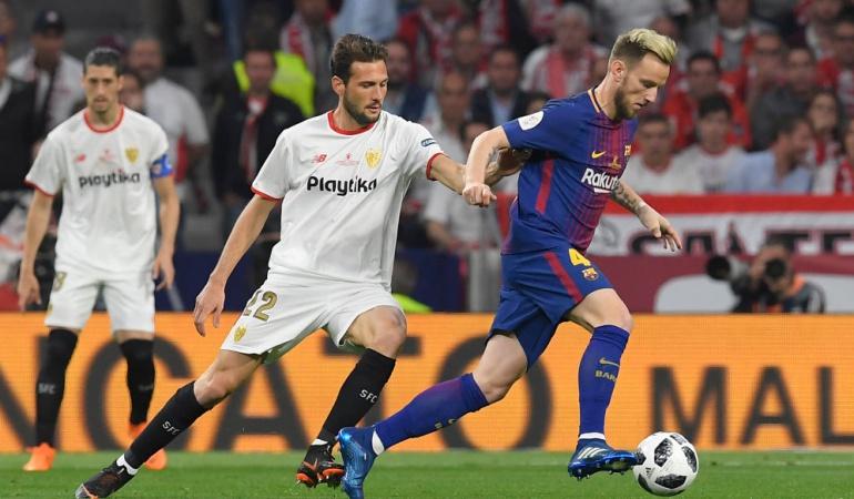 Sevilla Barcelona Copa del Rey: Sevilla 0-5 Barcelona: Final de la Copa del Rey