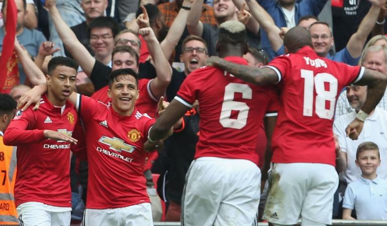 Manchester United Tottenham FA Cup: Manchester United vence al Tottenham y se clasifica a la final de la FA Cup