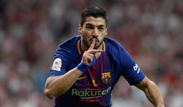 Copa del Rey Barcelona campeón Luis Suárez: El título de la Copa no tapa lo que pasó en Roma: Luis Suárez