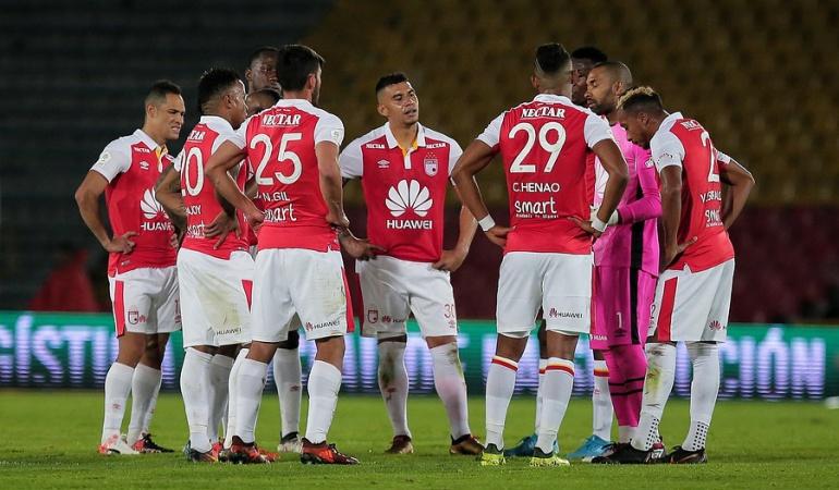 Santa Fe vs Flamengo EN VIVO ONLINE por la Copa Libertadores