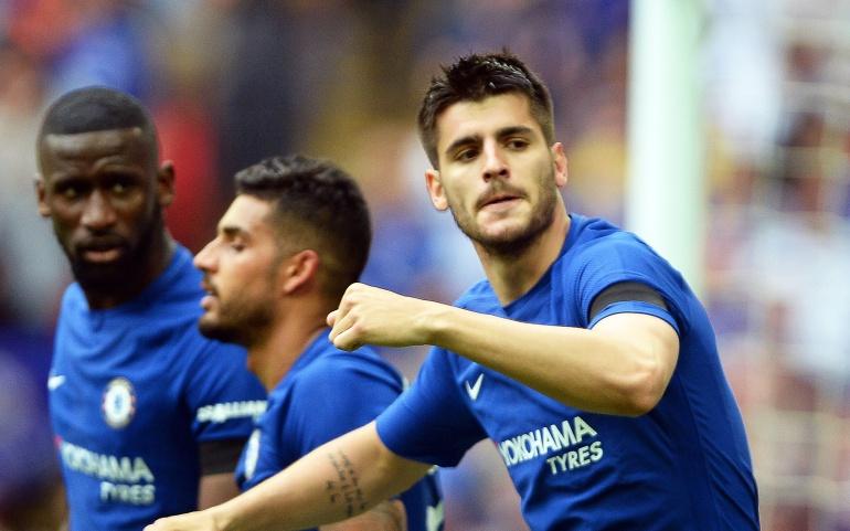 Chelsea FA Cup: Morata y Giroud citan al Chelsea con el United en la final de la FA Cup