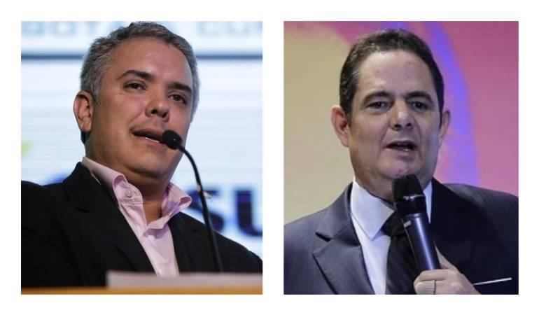 Elecciones presidenciales: Las duras críticas de Vargas y Duque tras exigencias de alias 'Paisa'