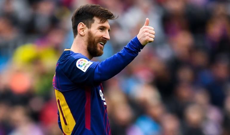 Messi futbolista mejor pagado del mundo: Messi es el futbolista que más dinero recibe en el mundo