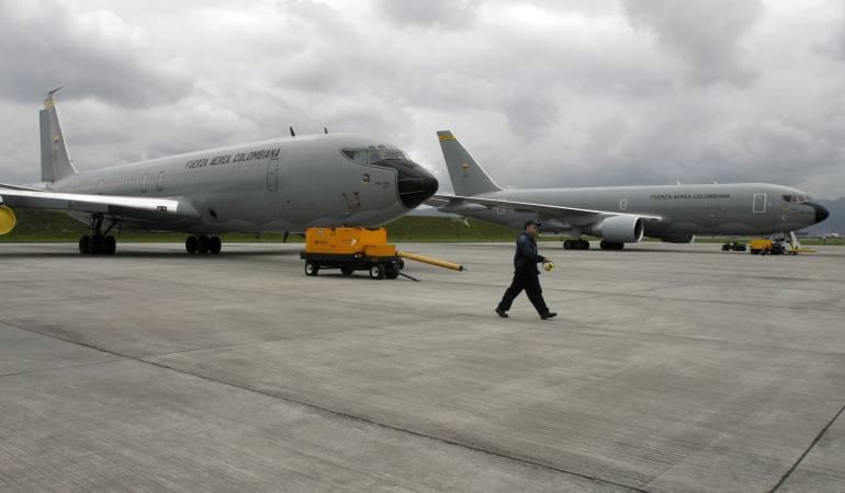 Caso de repuestos de aviones de la FAC: Detectan compra de repuestos usados como nuevos para aviones de la FAC