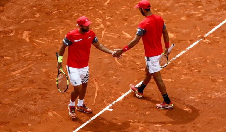Farah Cabal Barcelona ATP 500: Farah y Cabal avanzan a los cuartos de final del ATP 500 de Barcelona