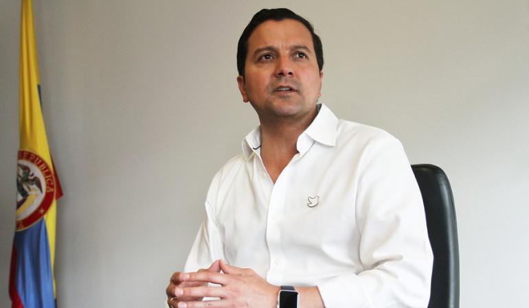 Ministerio de las TIC David Luna: Renunció David Luna al Ministerio de las TIC