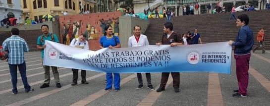 Universitarios marchas protestas: Universitarios adelantan marchas en varias ciudades del país