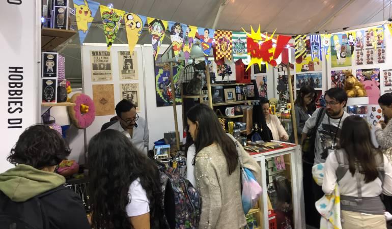 Feria del Libro: Conferencias, talleres y exposiciones de ilustración en la Filbo 2018