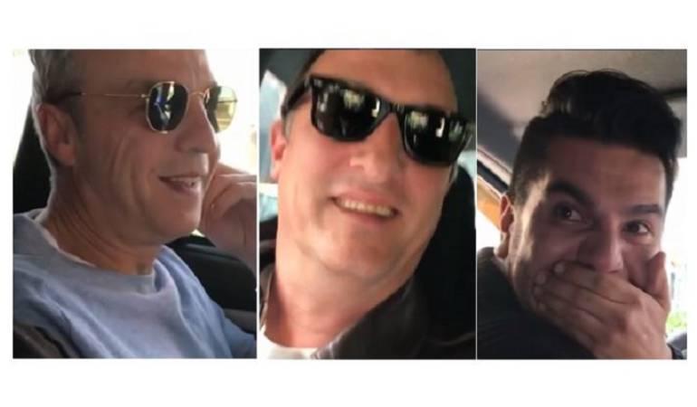 Uber: ¿Hombres G y Enanitos Verdes en mi carro? Esto le pasó a un colombiano