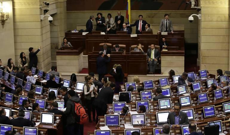 Cómo avanza el posacuerdo: El Congreso sigue en deuda con el acuerdo de paz
