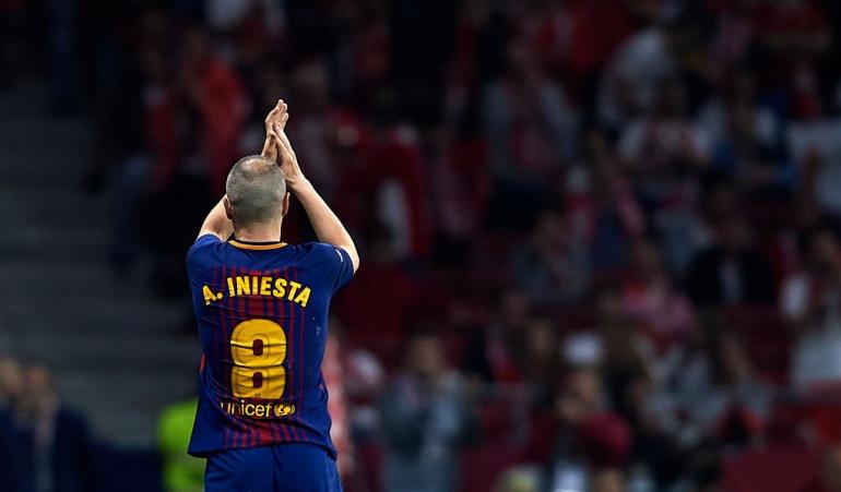 Andrés Iniesta Barcelona salida: Andrés Iniesta anunciará este viernes su salida del Barcelona
