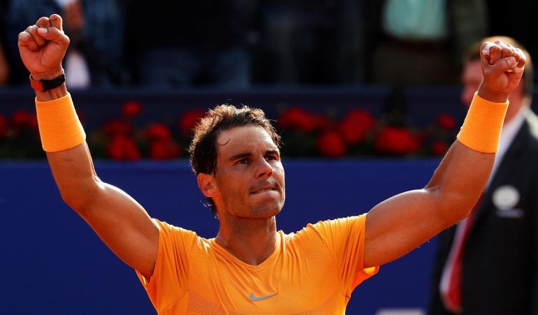 Nadal semifinal Barcelona: Nadal se clasificó a la semifinal del ATP de Barcelona