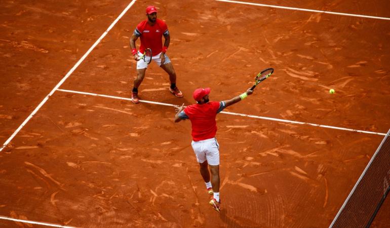 Cabal Farah eliminados semifinales ATP Barcelona: Cabal y Farah, eliminados en semifinales del ATP de Barcelona