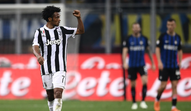 Cuadrado Juventus Inter: Cuadrado fue clave en la victoria de la Juventus 2-3 ante el Inter