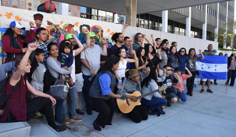 Estados Unidos México: Activistas de EE.UU. inician marcha a Washington por respeto de inmigrantes