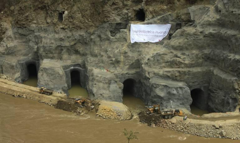 Hidroeléctrica Ituango