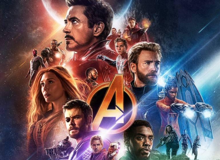 Avengers: 'Infinity War' rompió récord 250 millones en estreno