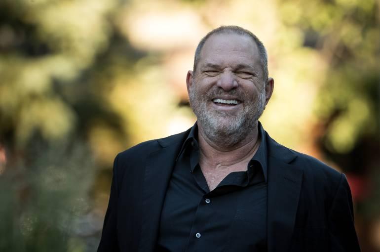 MeToo: Llevan al cine historia sobre abusos sexuales de Weinstein