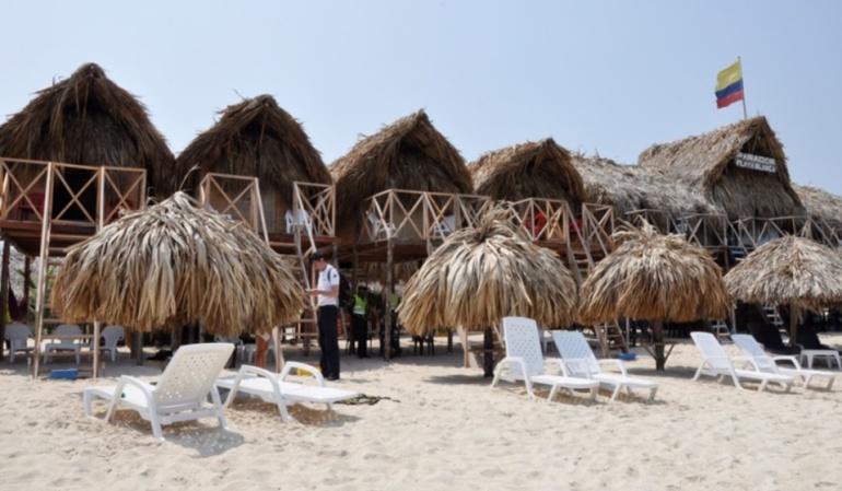 Playa Blanca en Barú: El turismo informal está acabando con Playa Blanca en Barú