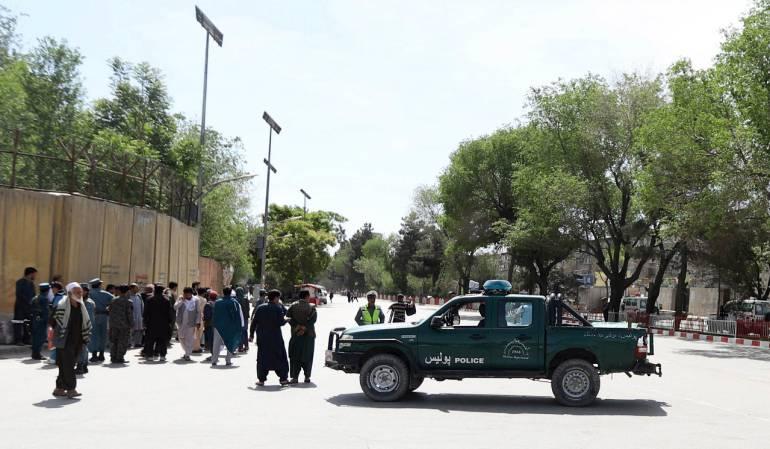 Al menos 11 niños muertos en Afganistán tras atentado suicida