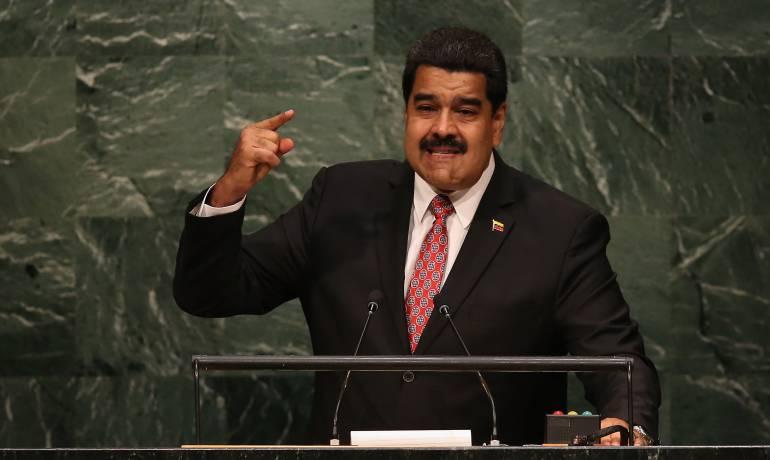 Crisis Venezuela: Maduro sube salario mínimo integral un 95% que se mantiene en 37 dólares