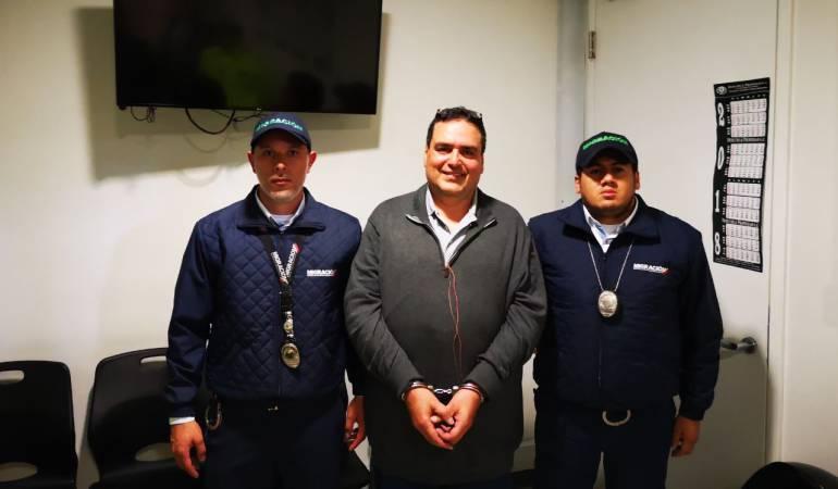 Fue deportado alias Gordo Lindo a Colombia