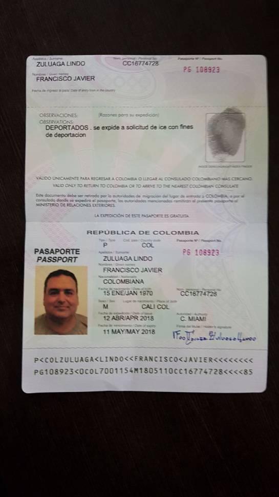 """Detenido Alias Gordo Lindo: Detienen a alias """"Gordo Lindo"""" luego de salir de cárcel de EE.UU."""