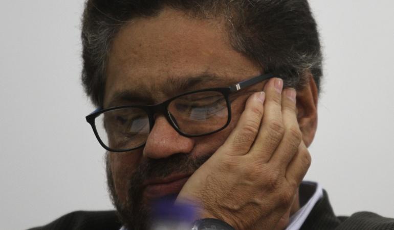 Acuerdo de paz, Ivan Marquez: Es mal precedente que Márquez se esconda: alcalde de San Vicente