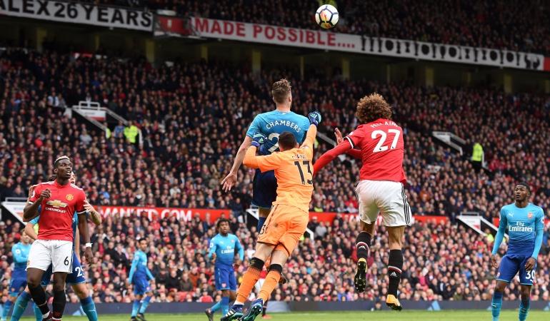 David Ospina Arsenal: Ospina tiene un problema en las costillas y es duda para la Europa League