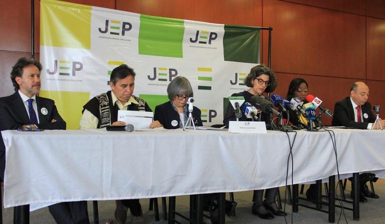 Casos de Falsos Positivos: JEP otorga libertad a 5 militares involucrados en casos de Falsos Positivos