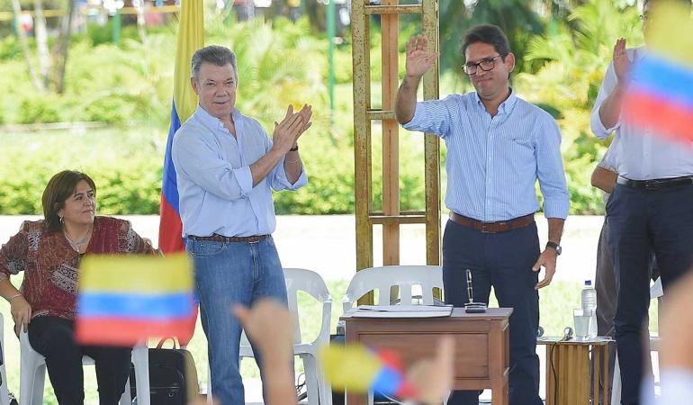 Implementación acuerdos de paz: Farc se negó a asistencia técnica a proyectos productivos: MinAgricultura