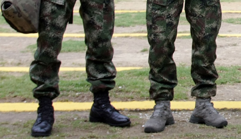 Ataque de disidentes de FARC deja dos infantes de Marina muertos
