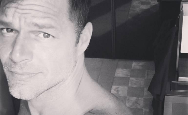 Ricky Martín: La sensual foto de Ricky Martín que ha sido objeto de críticas en redes